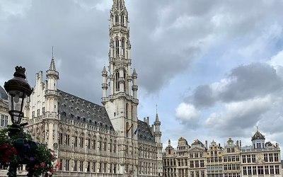 Benaming erfgoedevenement in Brussel te mannelijk