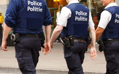 Violences extrêmes sur un policier à Anderlecht