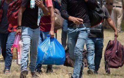 Le soutien COVID des CPAS ne sert pas à payer les amendes Corona des migrants