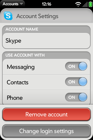 how to turn your old Palm Pre into a skypephone – In the