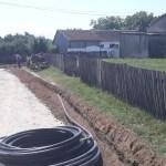 Изградња нове водоводне линије у делу села Власаници