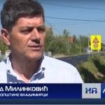 Asfaltiranje regionalnog puta Debrc – UB (VIDEO)