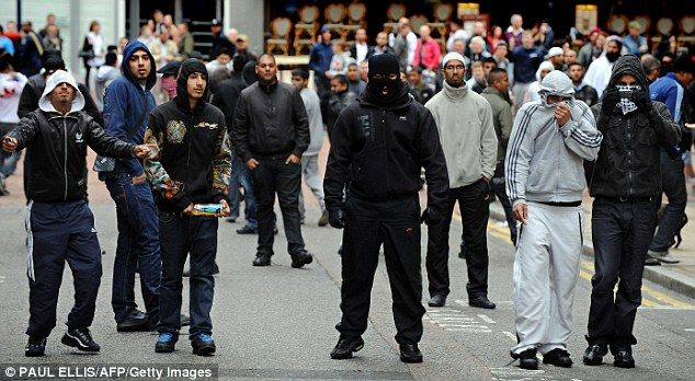 Muslims in Birmingham