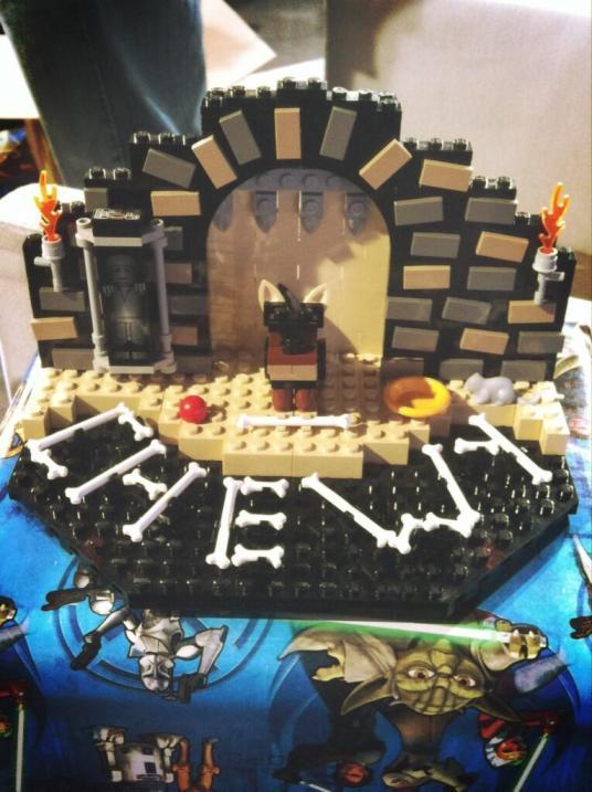 LEGO Chewbacca Forbes