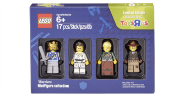 LEGO Minifigure Collections Warriors