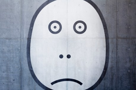 brick wall sad face Optimising Your 404 Page & Creating Opportunities