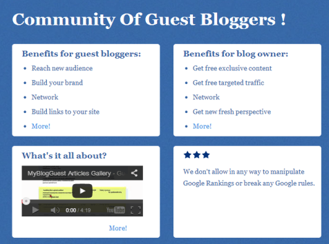 What is my blog guest Google Takes Action Against MyBlogGuest