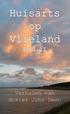Huisarts op Vlieland - Deel II Boek omslag
