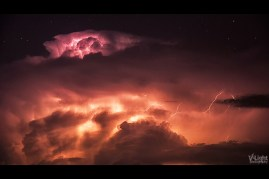 Birth of the Universe - A Thunderstorm by V-Light (2)