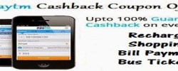 Paytm Dth Recharges Offers For All Users 2017 -Flat Rs. 50 Cashback