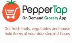 Peppertap : Groceries 15% off + Free Coke Zero with every order + 25% Cashback(All orders)