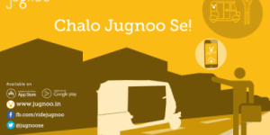 Unlimited Jugnoo Free Ride Trick of Rs 50 & Refer and Earn Rs 50