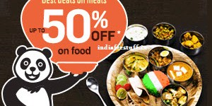 Foodpanda Promo Code ,Coupons June 2017 Rs. 80 Off+10% Paytm Cashback