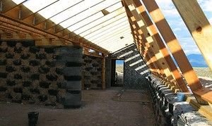 earthship underconstruction