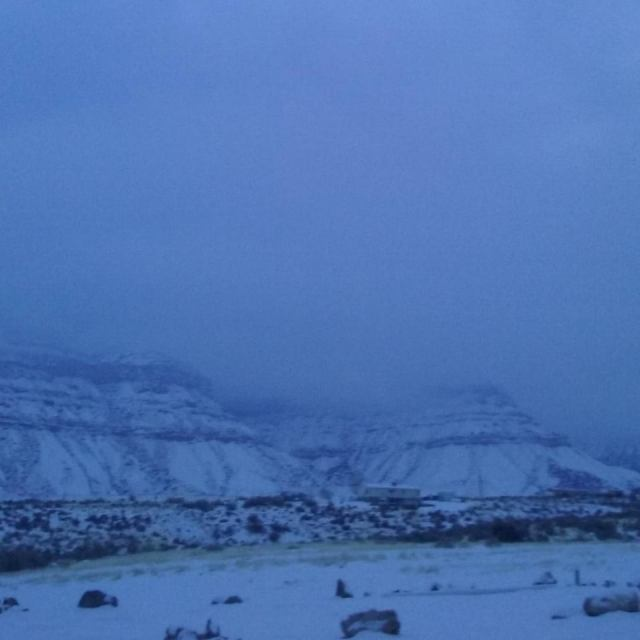 grandmesa winter