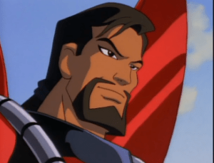Villains vs Antagonists: A field guide - http://vlnresearch.com/villains-vs-antagonists - The Edge David Xanatos Gargoyles image armor