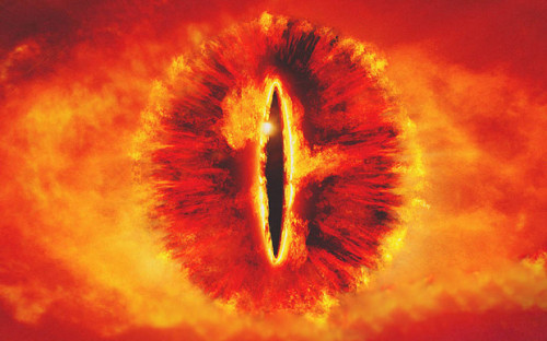 eye of sauron lord of the rings image