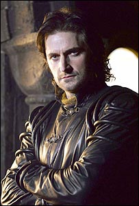 Villains vs Antagonists: A field guide - http://vlnresearch.com/villains-vs-antagonists - Guy of Gsborne Robin Hood bbc image