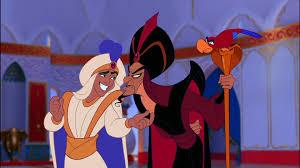 Disney's Jafar and Aladdin