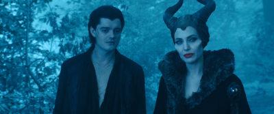 Maleficent and Diavol Disney Sleeping Beauty