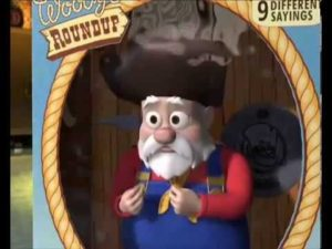 stinky pete mint in box toy story 2