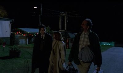 Mulder and Scully and Lenny Humbug X Files image