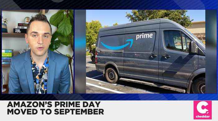 Amazon Prime Day Pushed Back to September [Video]