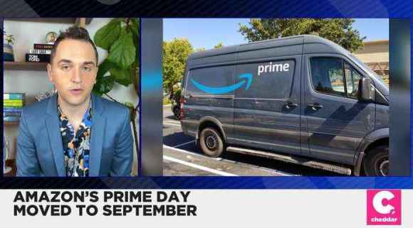 Amazon Prime Day Pushed Back to September