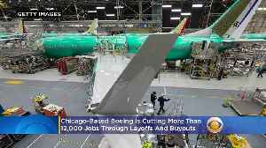 Boeing Slashes 12,000 Jobs As COVID-19 Seizes Travel Industry [Video]
