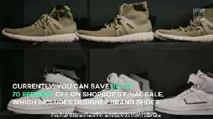 Save on designer brands at Shopbop [Video]