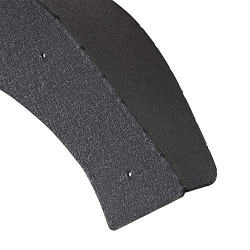 Smittybilt 76837 XRC Black Textured Fender Flare