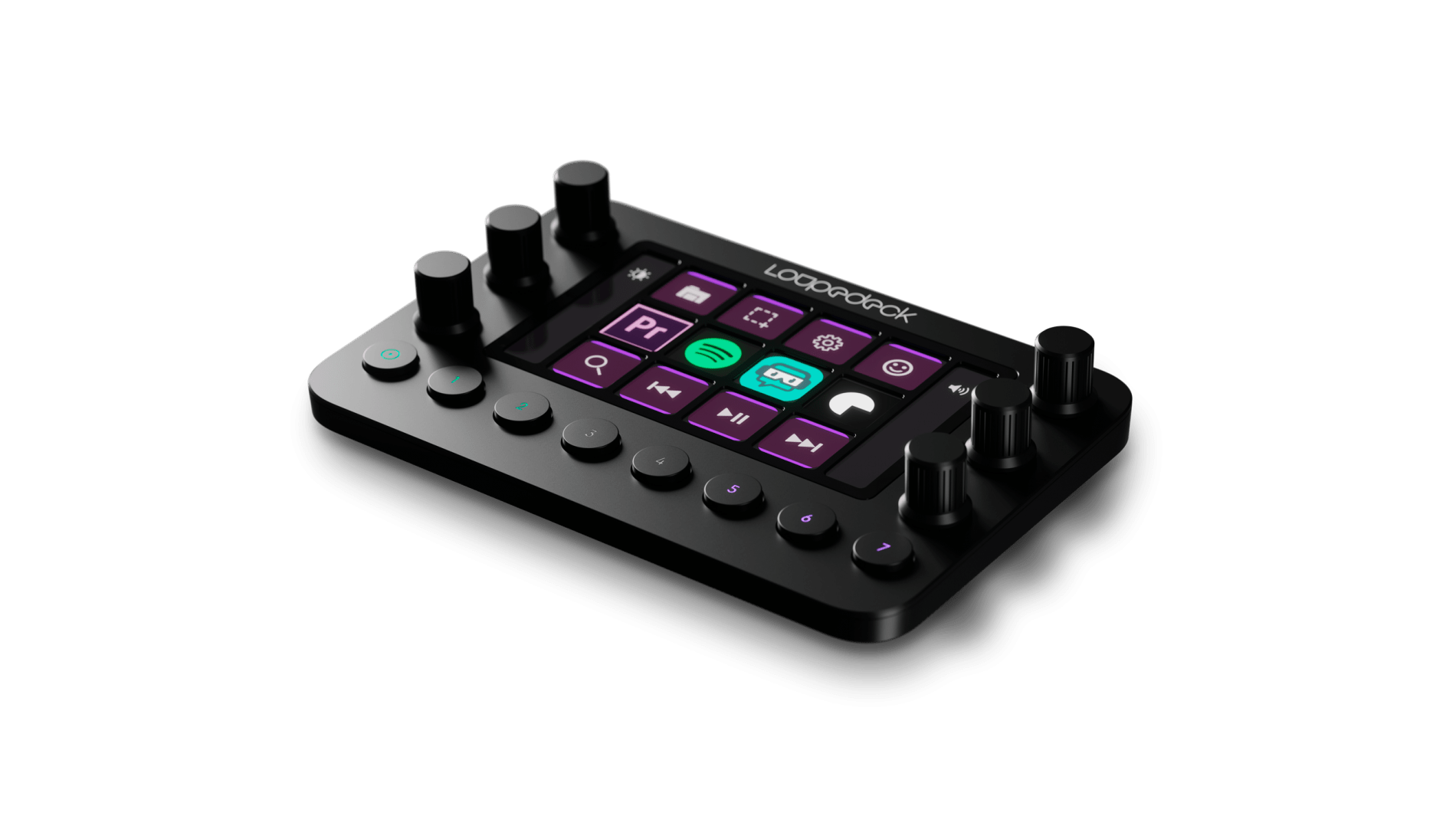 The Loupedeck – A New Way to Edit and Live Stream?