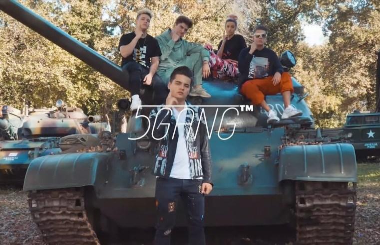 5GANG Tank