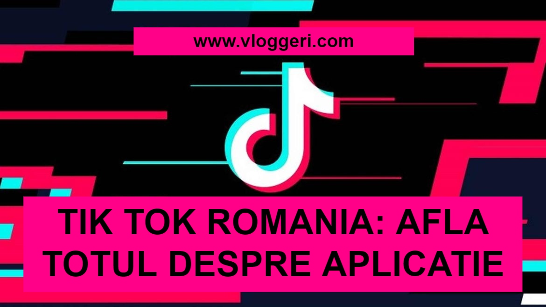 Tik Tok Romania: Afla totul despre aplicatia care a isterizat tara