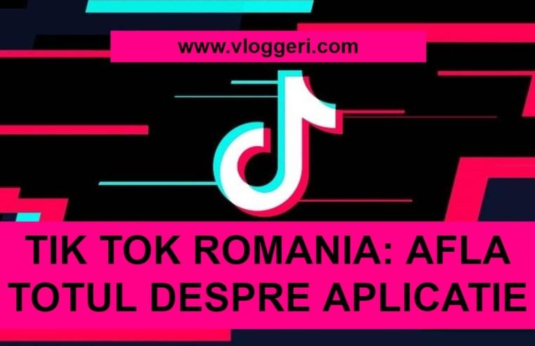 Tik Tok Romania