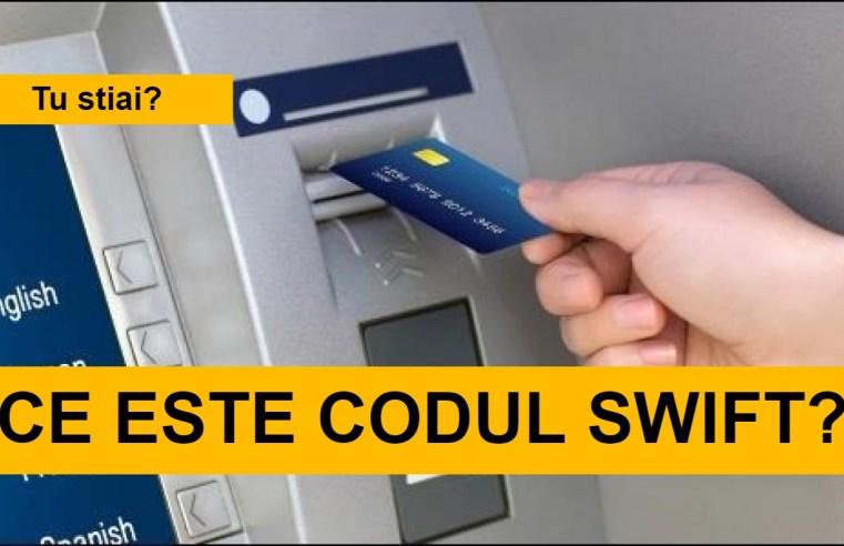 Ce este codul SWIFT