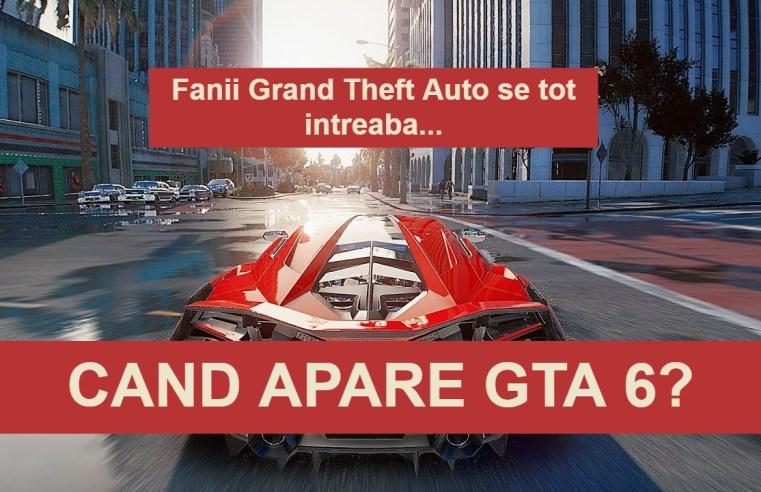 cand apare GTA 6