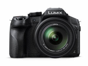 Panasonic LUMIX DMC FZ300K