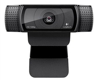 Logitech c920 - One of the best YouTube vlogging camera for beginners