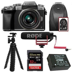 Panasonic LUMIX G7 Interchangeable Lens (DSLM) Camera
