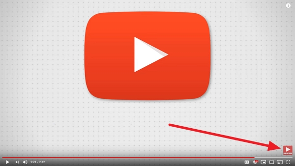 youtube watermark