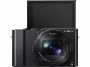 Panasonic articulated video blog equipment
