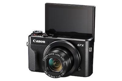 Canon Vlog video selfie