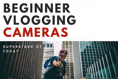 Start a vlog with a youtuber cam