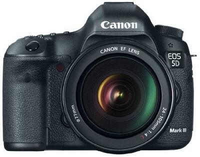 Expensive vlogging camera