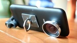 Camera smartphone vlog
