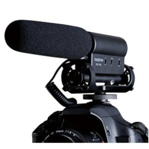 cheap shotgun microphones for mounting