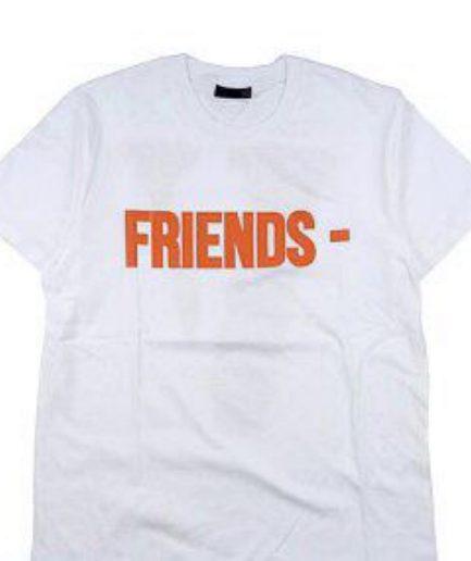 Vlone Friends White T-Shirt