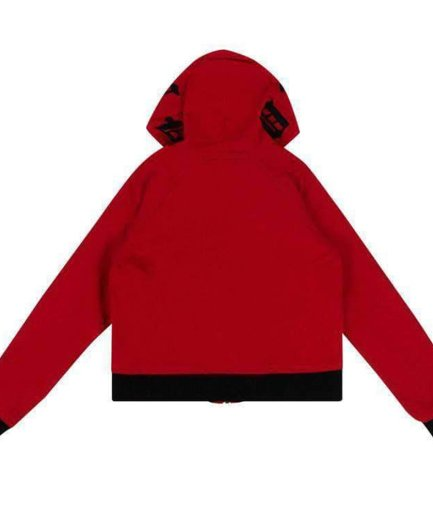 VLONE Pre Owned Cotton Maroon Jacket