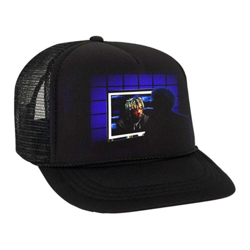 Vlone x Juice Wrld x XO Reflect Trucker Hat